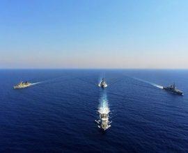 Με αντι- NAVTEX απαντά στην Τουρκία η Κύπρος