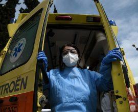 Κορονοϊός: 374 οι νεκροί στην Ελλάδα – Τρία θύματα σε λίγες ώρες