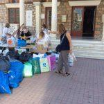Δήμος Ζωγράφου: Μεγάλη ανταπόκριση στη συγκέντρωση ειδών πρώτης ανάγκης για τους πλημμυροπαθείς της Θεσσαλίας
