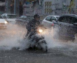Καιρός: Έκτακτο δελτίο – Πού θα σημειωθούν ισχυρές βροχές και καταιγίδες