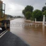Κακοκαιρία: Πλημμύρισε η Φθιώτιδα, κινδύνευσαν άνθρωποι-Ζημιές στους Δήμους Λαμίας και Μακρακώμης