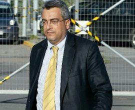 Ο Βαλασόπουλος πήρε το χαρτοφυλάκιο του Αθλητισμού στην Πειραιώς