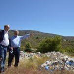 Επίσκεψη Υπουργού Περιβάλλοντος Κ. Χατζηδάκη στο  Πεντελικό και το Κέντρο Επιχειρήσεων του Σ.Π.Α.Π.