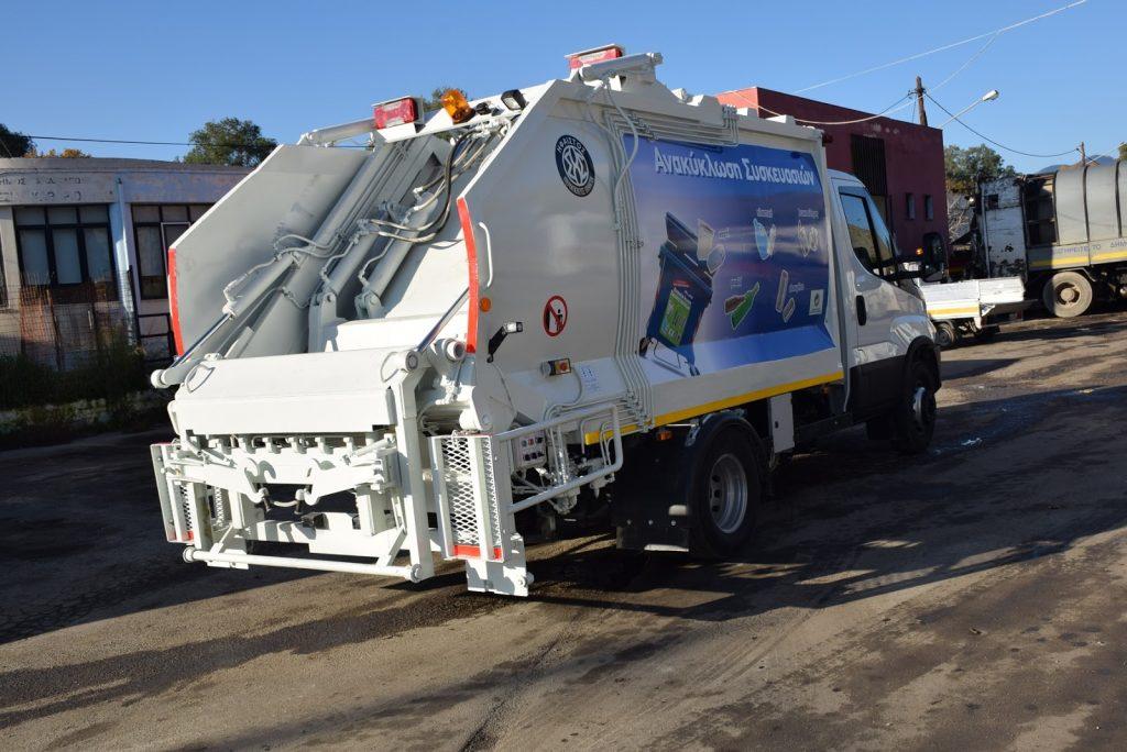 Δήμος Αμοργού: Πρόβλημα στην αποκομιδή των ανακυκλώσιμων υλικών - OTA VOICE
