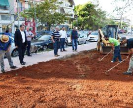 Δήμος Καλαμάτας: Ενισχύεται το πράσινο, φυτεύονται νέα δέντρα