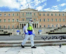 Κορονοϊός: Αυτά είναι τα νέα έκτακτα μέτρα για την Αττική