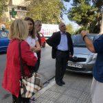 «Χαλάνδρι σε Δράση»: Επίσκεψη της δημοτικής παράταξης στην περιοχή του Κάτω Χαλανδρίου