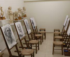 Ενημέρωση για εγγραφές στο Εργαστήρι Ζωγραφικής του Δήμου Πύργου
