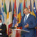 Πατούλης: «Η εμπειρία του κορονοϊού καταδεικνύει ότι ήρθε η ώρα για την εφαρμογή της πολυεπίπεδης διακυβέρνησης»