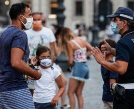 Ιταλία: 1.869 κρούσματα κορονοϊού, 17 νεκροί σε 24 ώρες