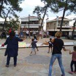 Ραντεβού δημιουργικής απασχόλησης στις πλατείες του Δήμου Θέρμης για τα παιδιά των ΚΔΑΠ
