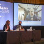 Θεοδωρικάκος στο Balkan Forum: «Η Θεσσαλονίκη στέγη της επιχειρηματικότητας και της καινοτομίας στα Βαλκάνια»