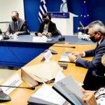 Χατζημάρκος: «Η αρχή της συμπληρωματικότητας των πόρων, λείπει από τα νησιά μας»