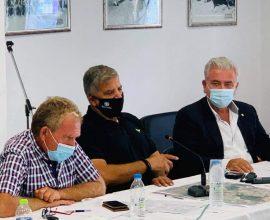 Πατούλης: «Στηρίζουμε με σημαντικά έργα υποδομών τους πληγέντες Δήμους Σαρωνικού και Λαυρεωτικής»