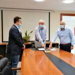 Ενώπιον του Δημάρχου Αμαρουσίου η ορκωμοσία του νέου Δημοτικού Συμβούλου Δ. Κουτσουβέλη