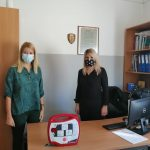 Δήμος Σερρών: Τοποθέτηση αυτόματου απινιδωτή και στη Δημοτική κοινότητα Ορεινής