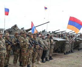 Κοινή δήλωση Αρμενίας- Ρωσίας: «Απαράδεκτη η παρέμβαση τρίτων στο Ναγκόρνο Καραμπάχ»