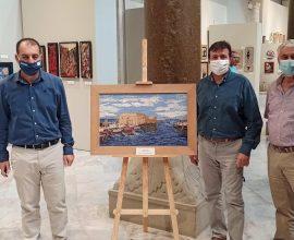 Περιφέρεια Κρήτης: Εντυπωσιάζει η έκθεση Ψηφιδωτών έργων στην Βασιλική του Αγ. Μάρκου