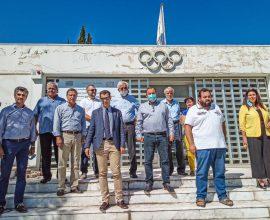 Δήμος Αρχαίας Ολυμπίας: Άρχισαν τα έργα στο Μουσείο Σύγχρονων Ολυμπιακών Αγώνων
