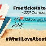 Διαγωνισμός στα Κοινωνικά Δίκτυα για την προβολή της Ρόδου στο πλαίσιο της καμπάνιας #WhatILoveAboutRhodes
