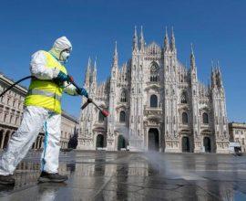 Ιταλία: Ανησυχητική αύξηση κρουσμάτων – 1907 νέα και 10 νεκροί σε μια μέρα