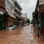 O Δήμος Διονύσου και εθελοντές συγκεντρώνουν είδη πρώτης ανάγκης για τους πληγέντες του Δήμου Καρδίτσας