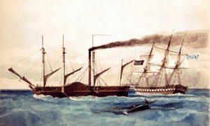 «Καρτερία» το πρώτο πολεμικό πλοίο που σκόρπισε τον τρόμο στον Οθωμανικό ζυγό
