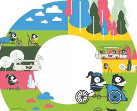 Ποδηλατοβόλτα στην Ξάνθη στο πλαίσιο της Ευρωπαϊκής Εβδομάδας Κινητικότητας 2020
