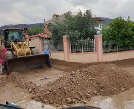 Η έγκαιρη προετοιμασία της Περιφέρειας Πελοποννήσου αποσόβησε τα χειρότερα στη Κορινθία από τον «Ιανό»