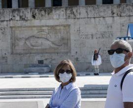 Κορονοϊός: 339 νέα κρούσματα και δύο νεκροί το τελευταίο 24ωρο, 71 οι διασωληνωμένοι