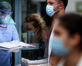 Κορονοϊός: Πρόβλεψη Σαρηγιάννη για 800 ημερήσια κρούσματα στην Ελλάδα τον Νοέμβριο