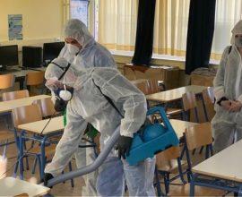 Κλείνουν σχολεία λόγω κορονοϊού – Δείτε την ανανεωμένη λίστα του Υπουργείου Παιδείας