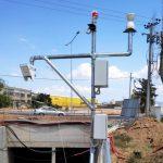 Δήμος Μάνδρας-Ειδυλλίας: Ολοκληρώθηκε η εγκατάσταση τριών τηλεμετρικών υδρομετεωρολογικών σταθμών