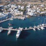 Δήμος Μήλου: «Καμιά αποβίβαση επιβάτη στο νησί από το κρουαζιερόπλοιο Mein Schiff 6»