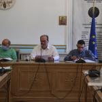 Σύσκεψη του Περιφερειάρχη Π. Νίκα με τους Αντιπεριφερειάρχες για έργα του νέου ΕΣΠΑ