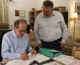 Περιφέρεια Πελοποννήσου: Υπογράφηκε η σύμβαση για τις μελέτες της παράκαμψης της Γιάλοβας, στη Μεσσηνία