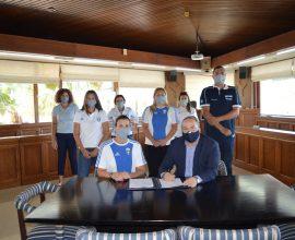 Μνημόνιο συνεργασίας Δήμου 3Β και ΕΣΟΑ για τον αθλητισμό και το περιβάλλον