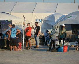 Με αργούς ρυθμούς η μετεγκατάσταση χιλιάδων παράνομων μεταναστών στο Καρά Τεπέ- Σε νευρική κρίση η Λέσβος