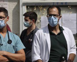 Πανελλαδική απεργία των νοσοκομειακών γιατρών σήμερα