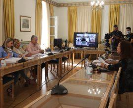 Εγκρίθηκαν από την Οικονομική Επιτροπή τα έργα αποκατάστασης των ζημιών στην πυρόπληκτη ανατολική Κορινθία