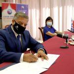 Συνεργασία της Περιφέρειας Αττικής με τη μεγαλύτερη Περιφέρεια της Κίνας, Σιτσουάν