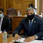 Παρέμβαση Πατούλη στη συνεδρίαση της αρμόδιας επιτροπής της Βουλής με θέμα «Η Περιφέρεια στη μάχη κατά της εμπορίας ανθρώπων»