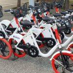 Πρόσκαιρη αναβολή της δράσης με τα ηλεκτρικά ποδήλατα στο Αιγάλεω