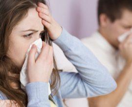Χαμηλά τα κρούσματα γρίπης λόγω των μέτρων κατά της πανδημίας
