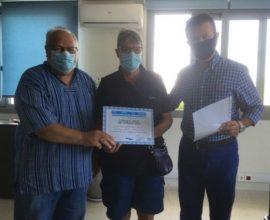 Δήμος Χερσονήσου: Βράβευση επαναλαμβανομένων επισκεπτών