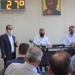 Βασίλης Τσιάκος: Η Καρδίτσα χρειάζεται άμεσα τη βοήθεια του κράτους