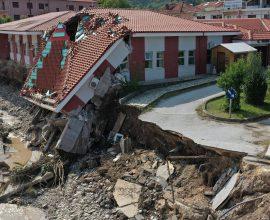 «Ιανός»: Από τους πιο ισχυρούς μεσογειακούς κυκλώνες από το 1969!