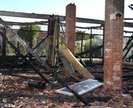 Δήμος Μοσχάτου-Ταύρου: Ενημέρωση των επικεφαλής των Δημοτικών Παρατάξεων για τη φωτιά στα Σφαγεία του Ταύρου