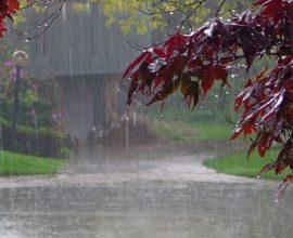 Ισχυρές βροχές και καταιγίδες σε όλη τη χώρα