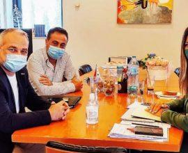 Δήμος Ξάνθης: Στο Υπουργείο Παιδείας και στην ΚΤ.ΥΠ. Α.Ε οι Μ. Φανουράκης και Γ. Ζερενίδης